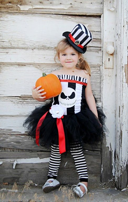 Nightmare Before Christmas Halloween Tutu Costume HALLOWEEN IDEAS - halloween tutu ideas