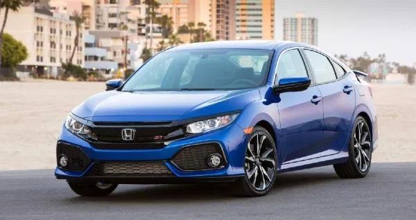 2020 Honda Civic Si Sedan What's New? Honda Car Models