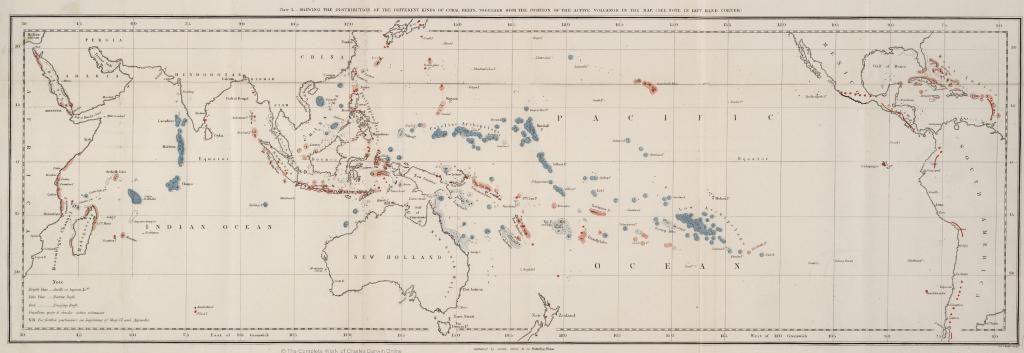 John Van Hoesen On Geology Illustration Map