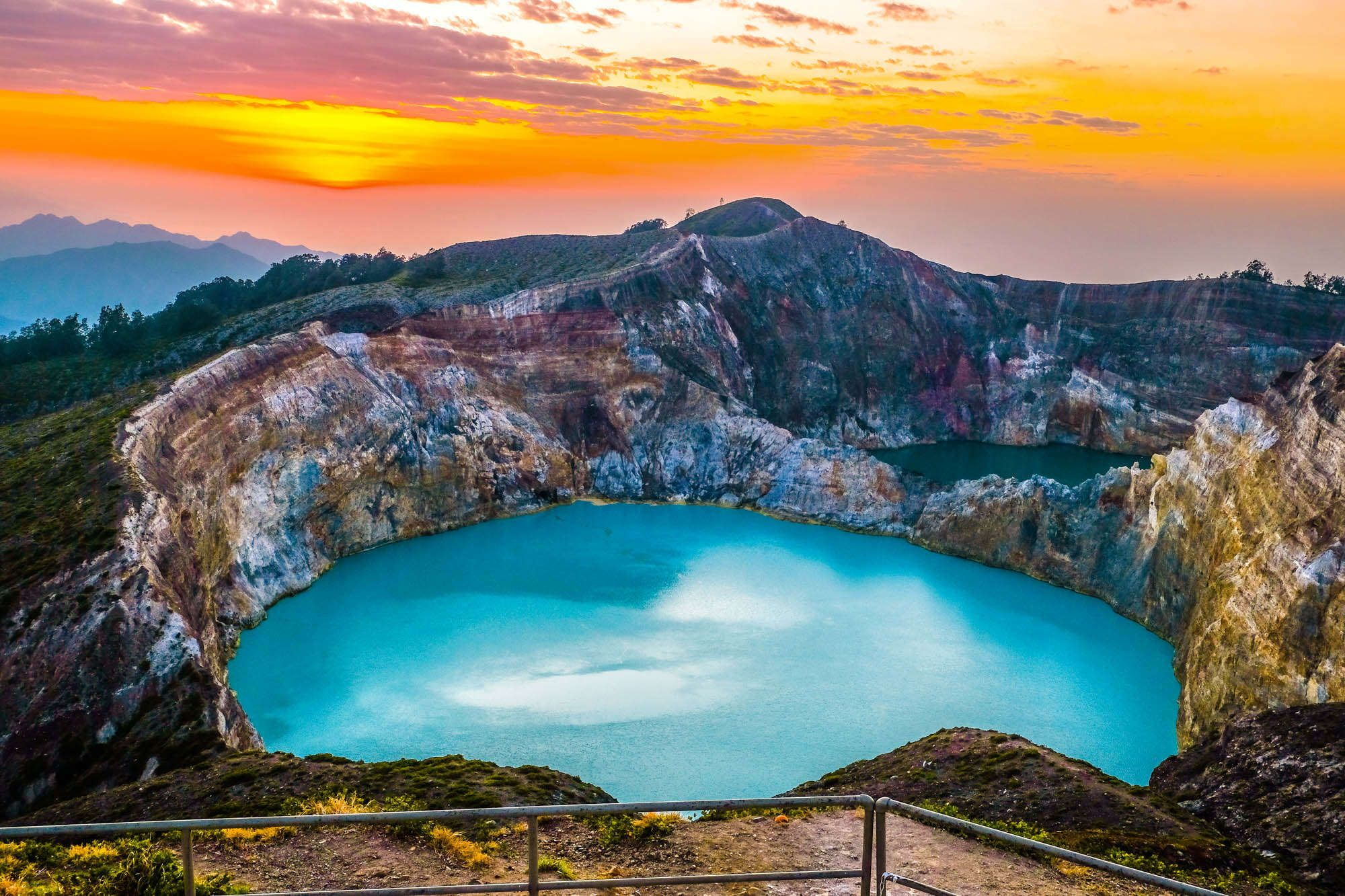 The Most Beautiful Place to Visit in Every Country in