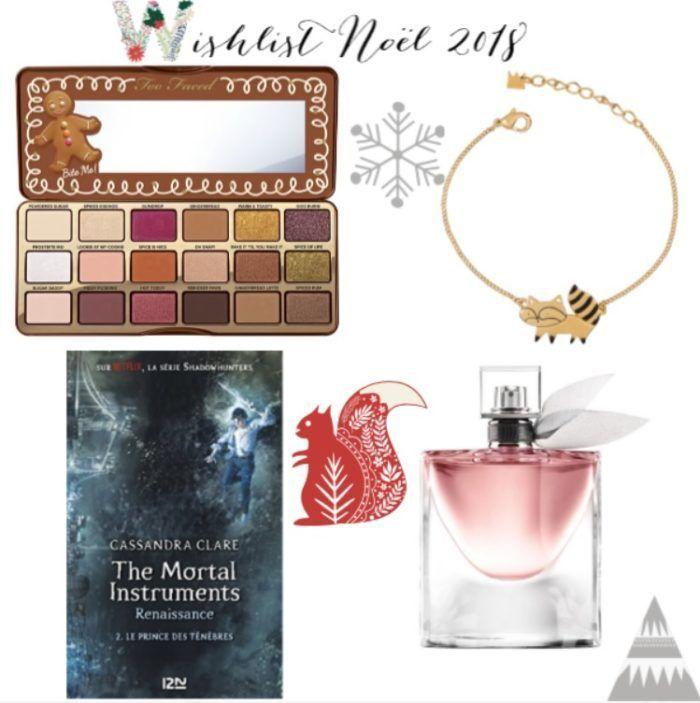 Mes Envies Pour Noël 2018 Wishlist Xmas Envie Noel