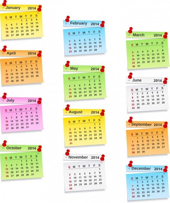 Httpphotoelsoarfree Printable 2014 Calendar Amazingly
