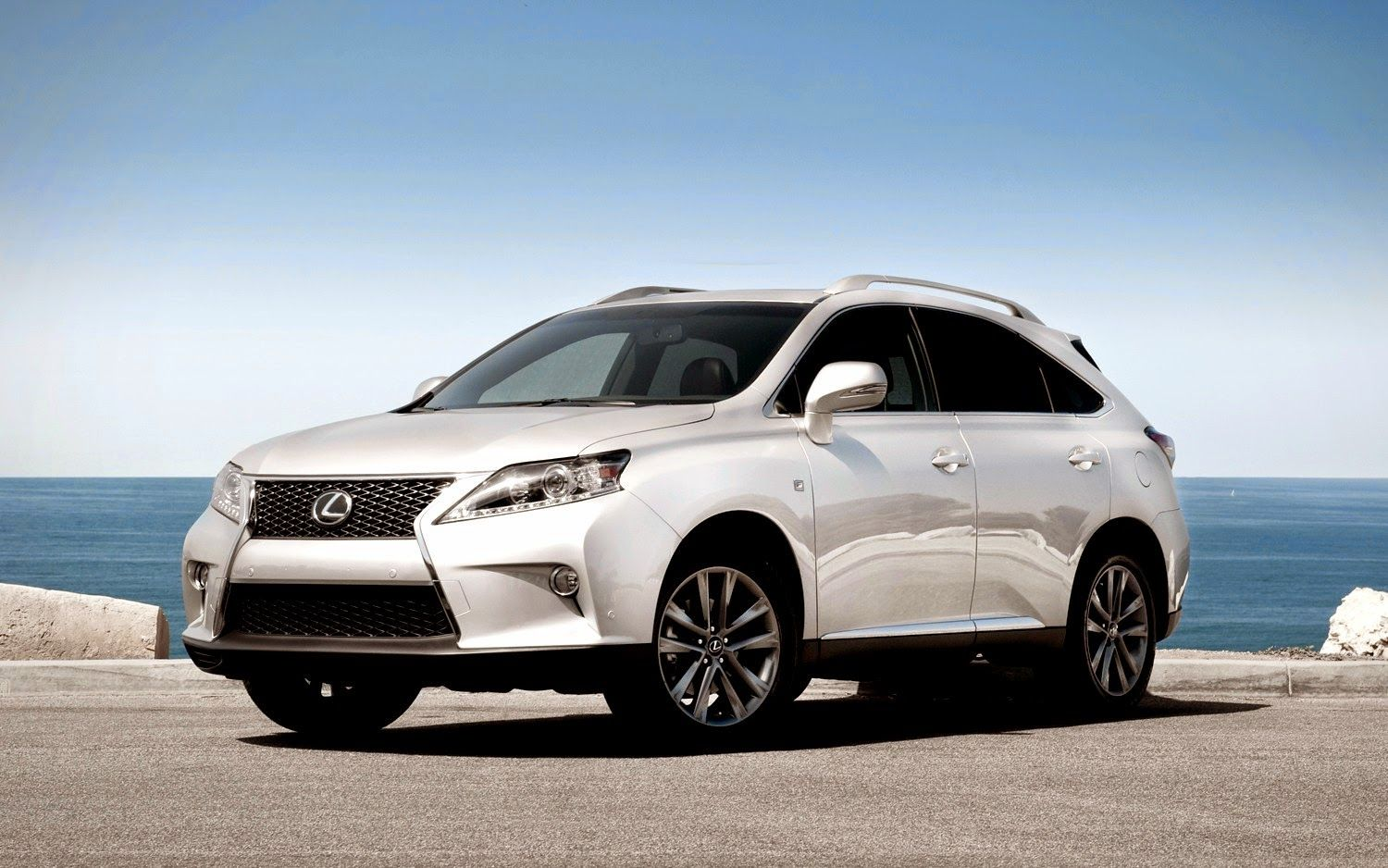 Today lexus is giving us a new 2016 lexus rx 350 one of the best selling luxury crossovers