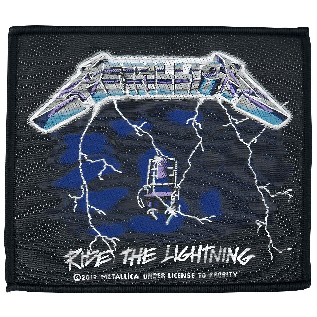 Ride the lightning - Patch by Metallica