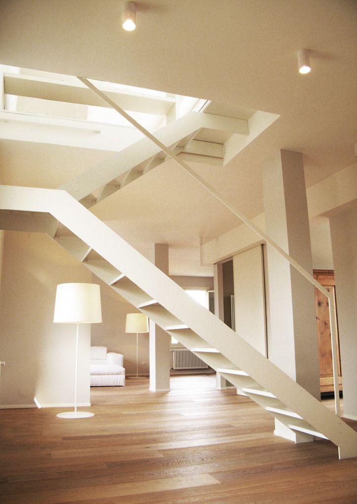 Civicoquattro abitazione privata vicenza progetto home for Abitazione design
