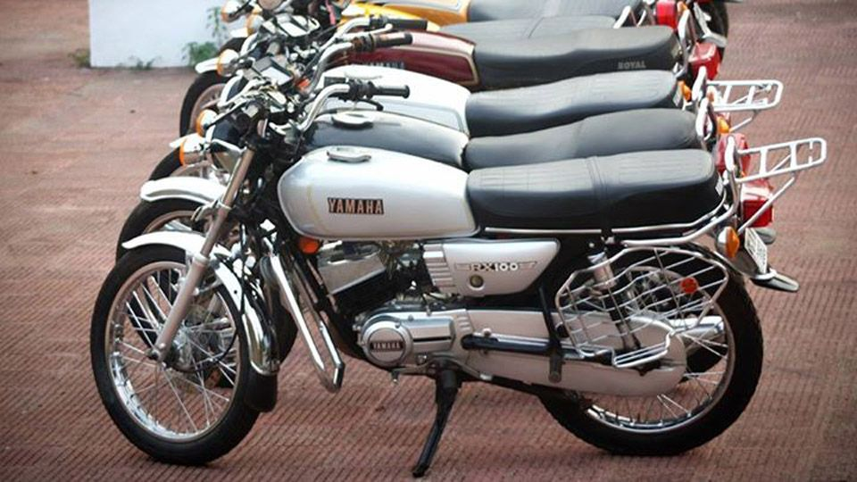 Yamaha Rx100 Is Coming Back With 4 Stroke Engine Yamaha Rx100