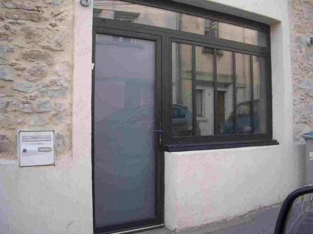 Fen tres et porte fen tres nantes travaux de menuiserie - Remplacer porte de garage par baie vitree ...