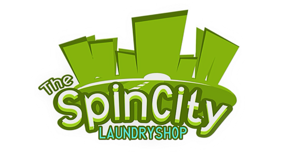 Pin On The Spin City Laundry Shop Website