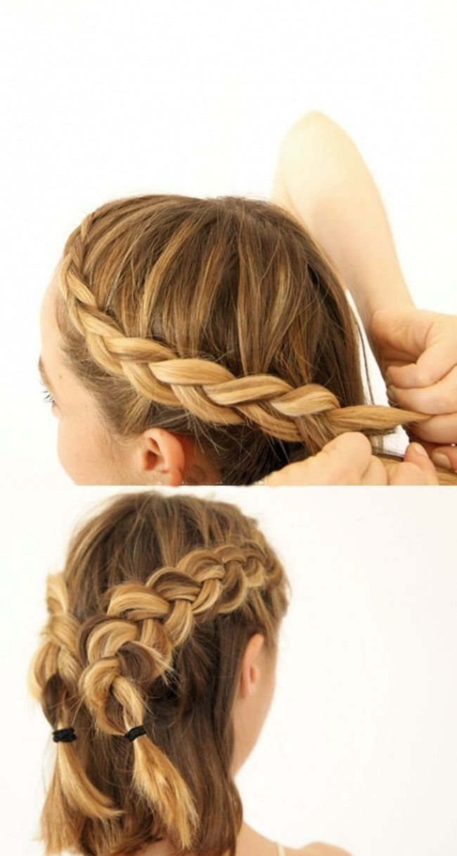 плетение кос фото инструкция традиции