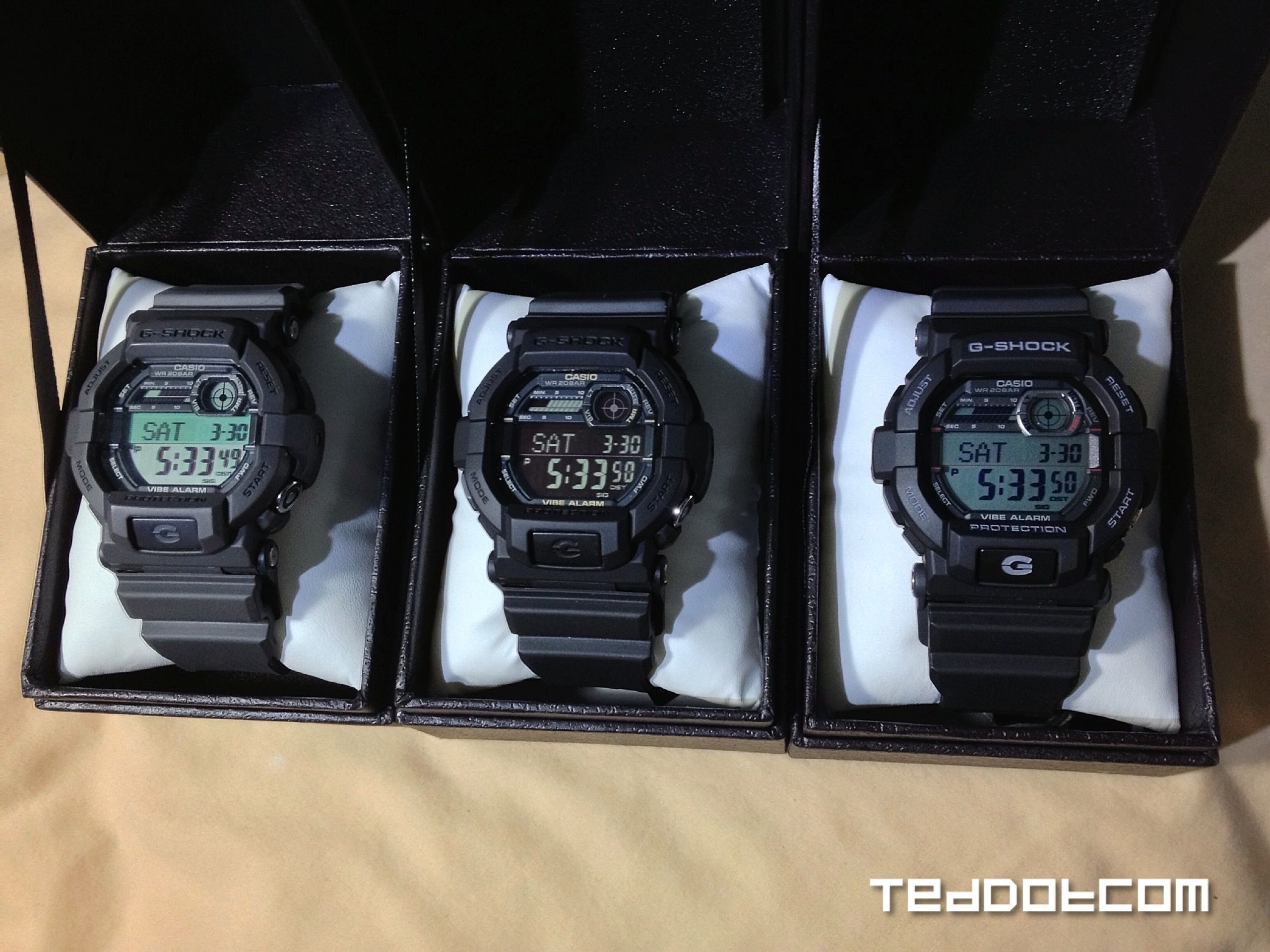 The First Trilogy Of Gd 350s Casio G Shock Or Pathfinder Gshock Original 100ms 3er Limited Colorway