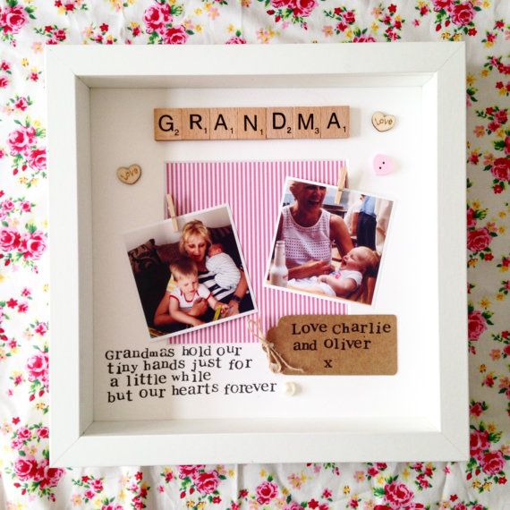 Personalised Christmas Gifts For Grandparents
