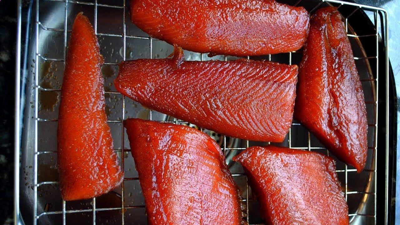 How to Smoke Salmon Easy Smoked Fish Recipe Gravlax