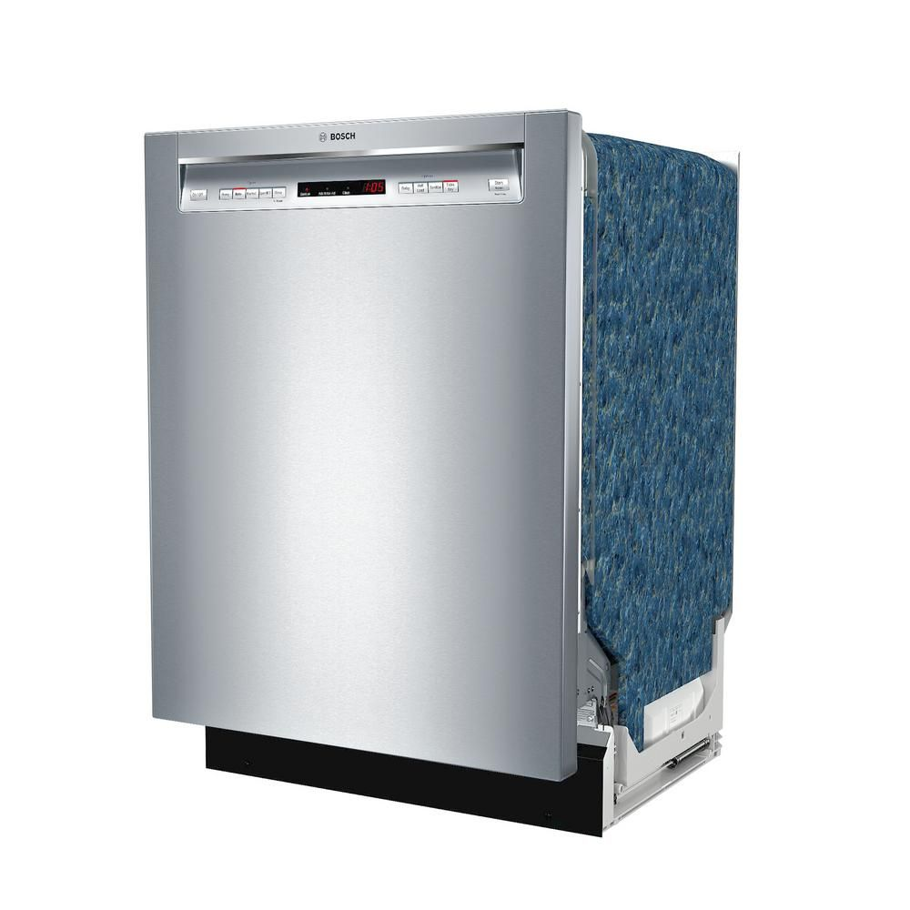 Bosch 300 Series Front Control Tall Tub Dishwasher in