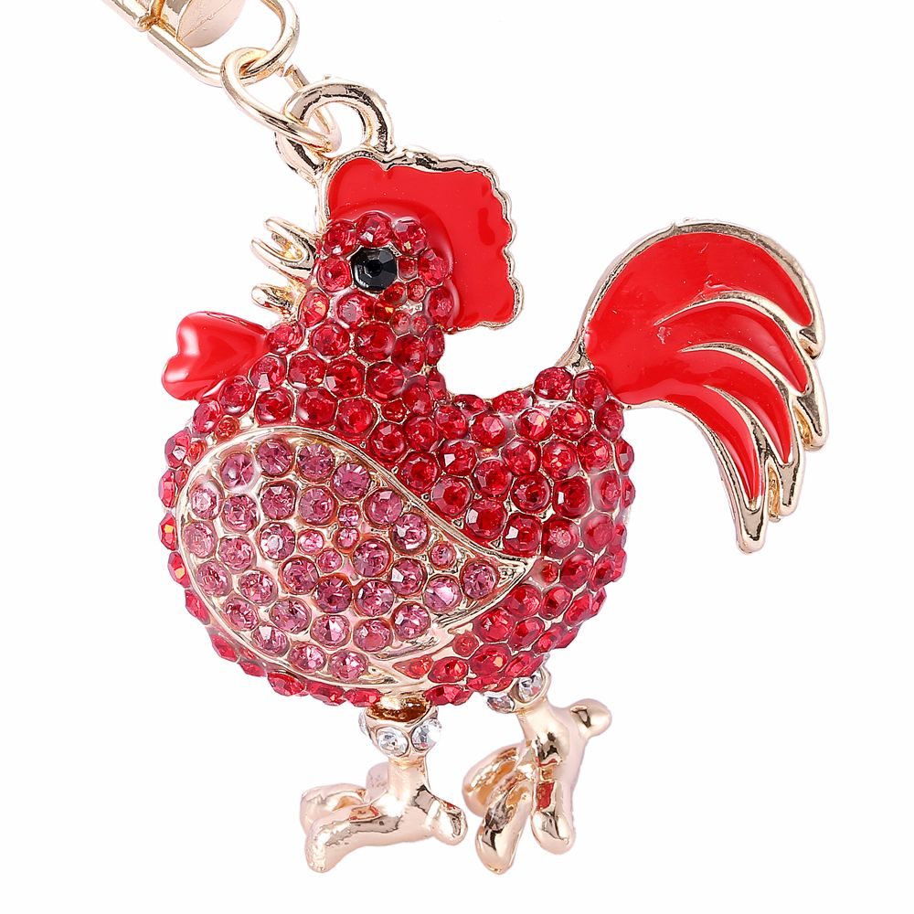 Details about  /SILVER COCKEREL BROOCH
