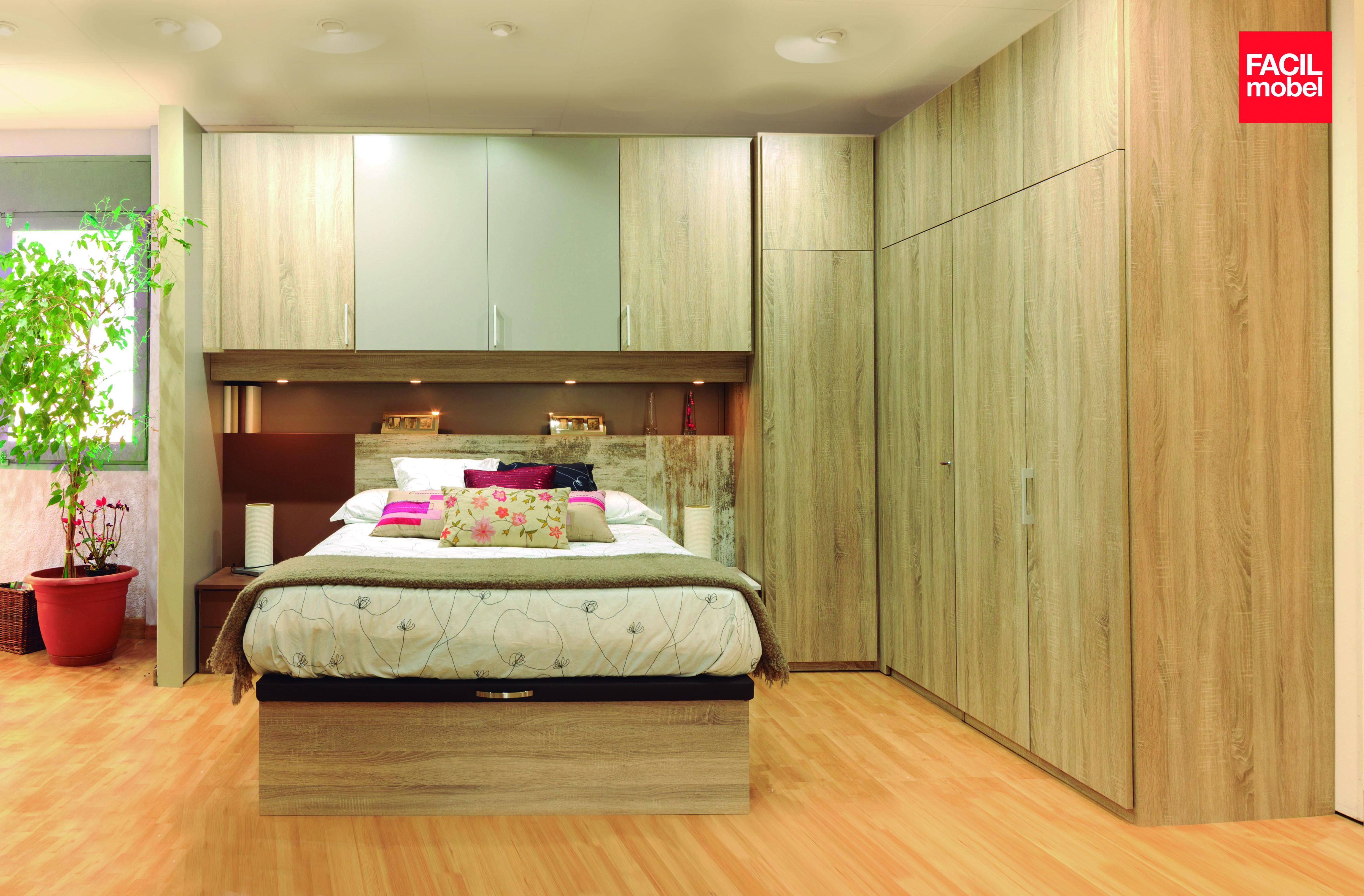 Dormitorios De Matrimonio Modernos Y De Diseño Facil Mobel Dormitorios Dormitorio De Matrimonio Muebles A Medida