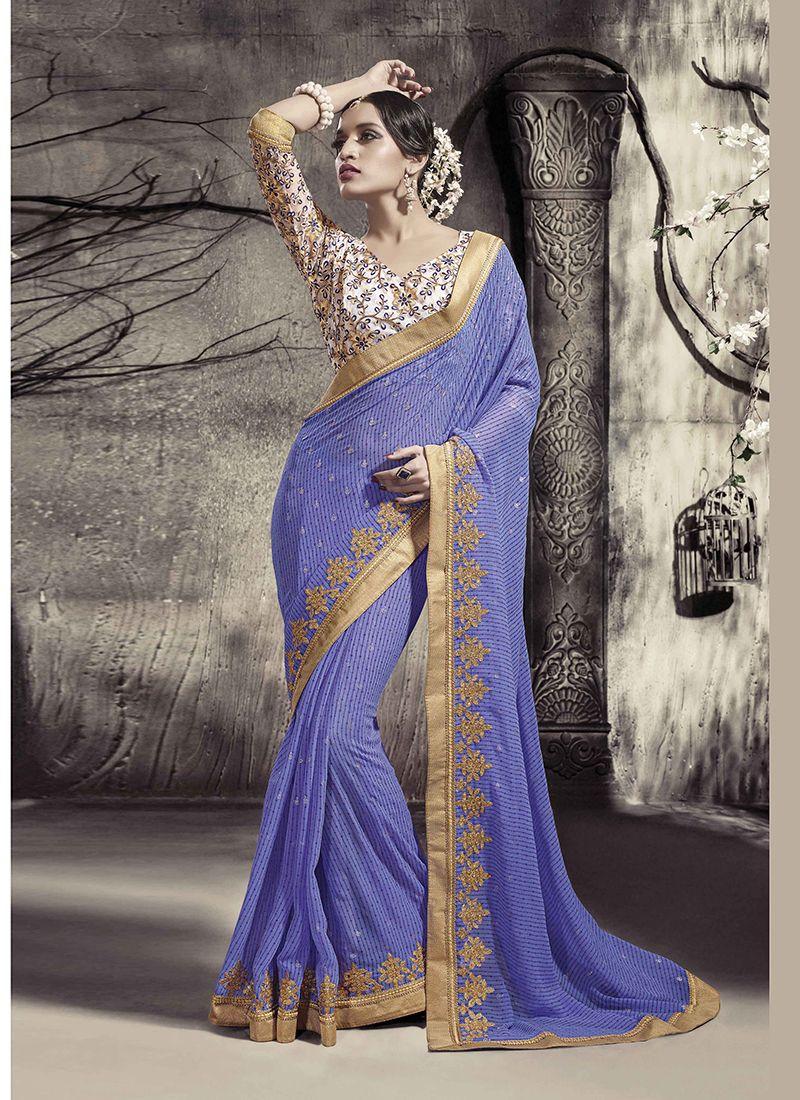 Pin de Preksha Pujara en Party wear sarees | Pinterest
