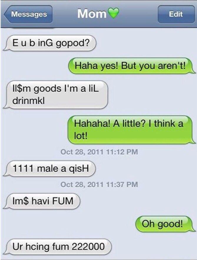 Drunk hookup fails