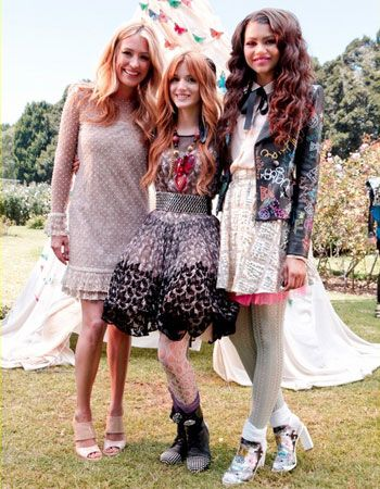 Bella Thorne Fashion Is My Kryptonite The Spotlight With