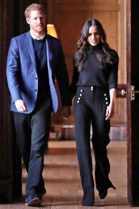Office LookBook: 19 Times Meghan Markle's Style Was Perfect for Work - LLEGANCE #workstyle