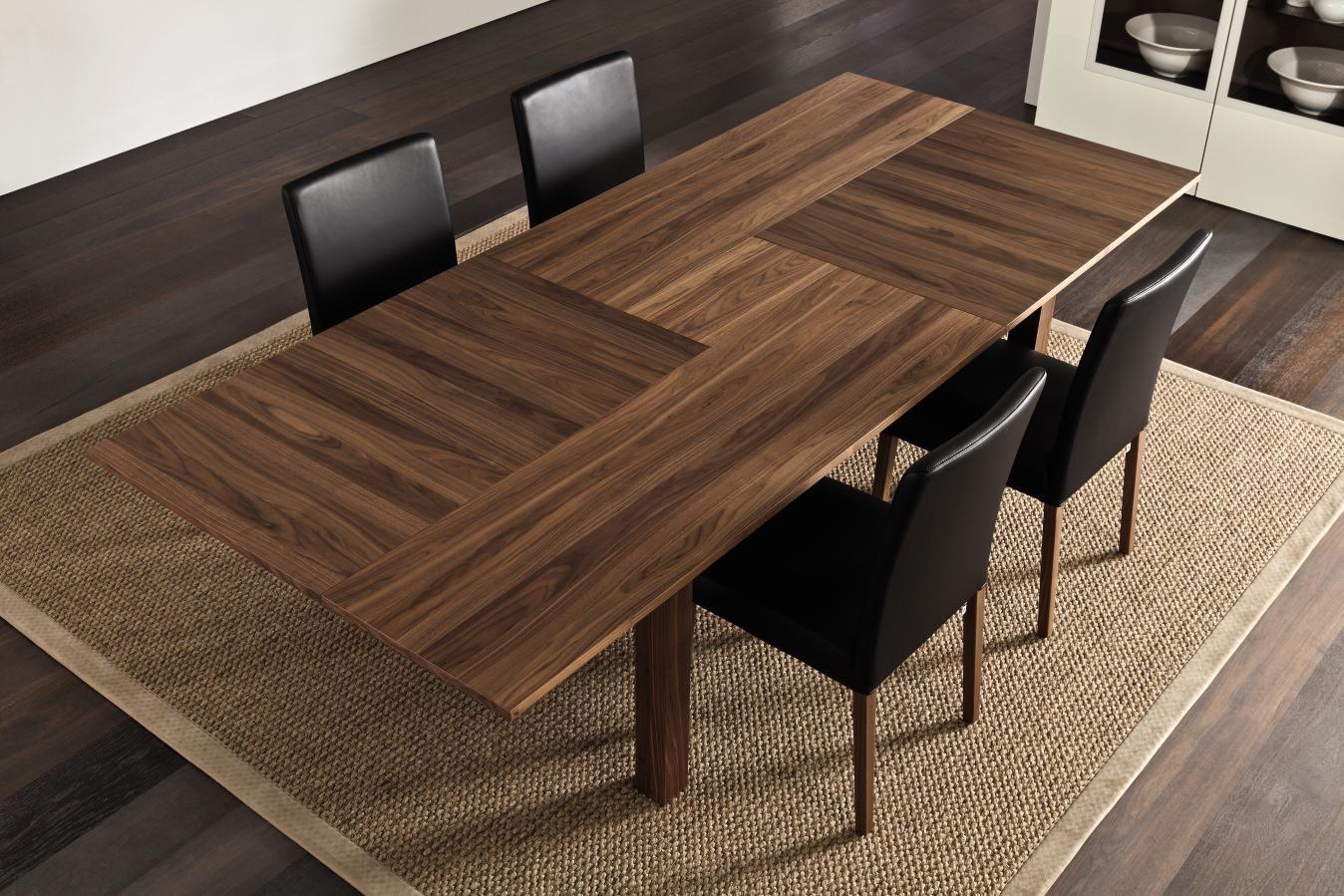 h lsta la table de repas et 1700 en coeur de noyer en laqu pour votre int rieur design salle a. Black Bedroom Furniture Sets. Home Design Ideas