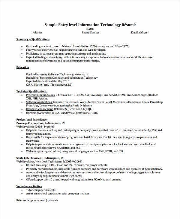 Help Desk Analyst Resume Beautiful Help Desk Technician Resume Template 8 Free Documents Download In In 2020 Resume Examples Job Resume Samples Simple Resume Examples