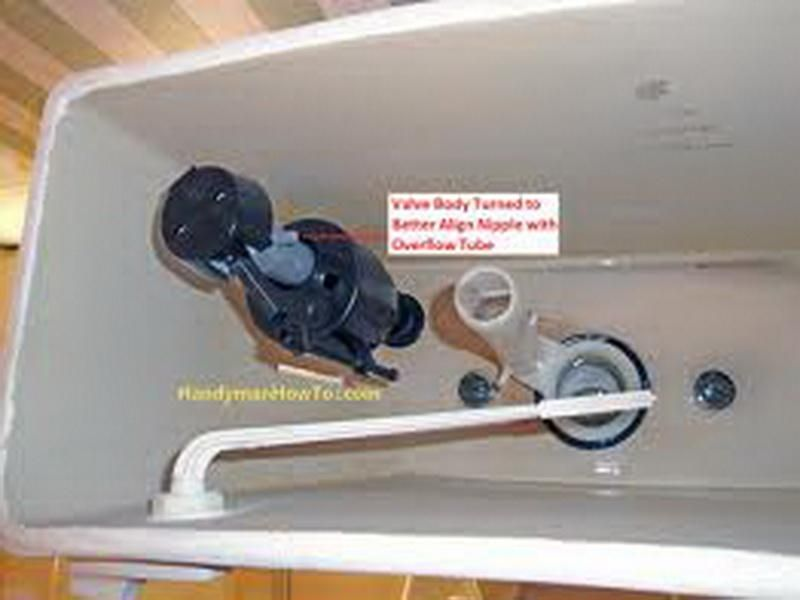Tips Of How To Fix A Running Toilet Fill Valve Http Lanewstalk