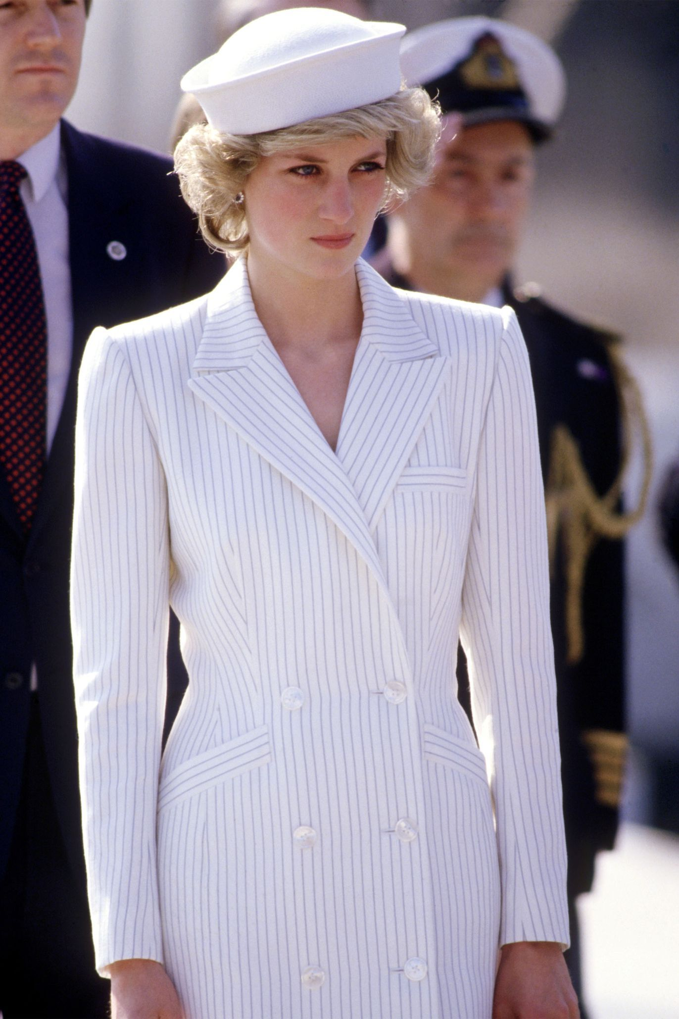 A Timeline of Princess Diana's Best Looks #princessdiana