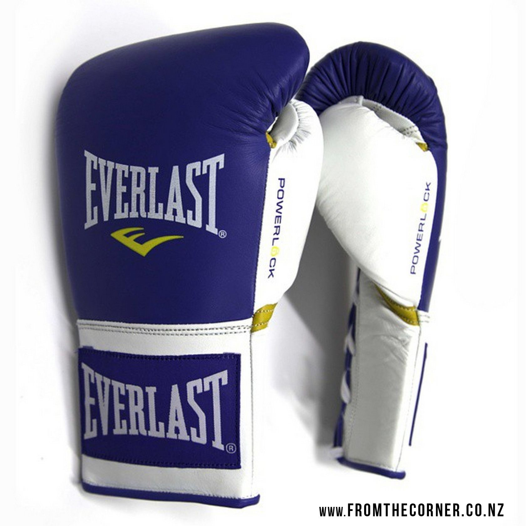 Personalized Fitness Gloves: Custom-made Everlast PowerLock Boxing Gloves Made For