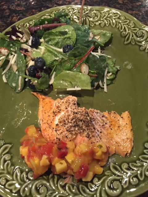 Healthy & Easy Summer Dinner || #keepersministry