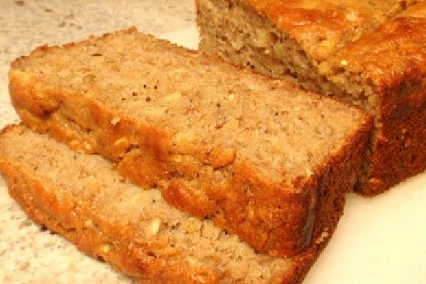 Best banana bread made with plain greek yogurt definitely a denser best banana bread made with plain greek yogurt definitely a denser banana bread healthy banana breadeveryday foodsweet breadrecipe forumfinder Images