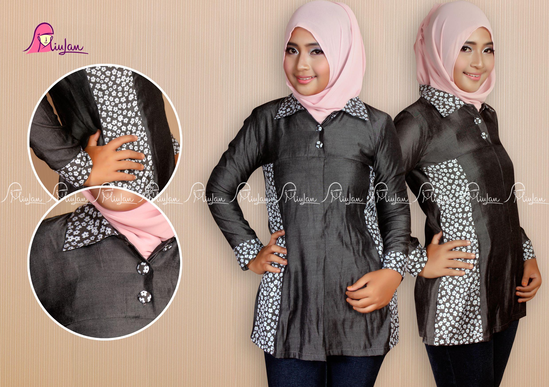 #blouse #miulan #denim #style #vellyblouse