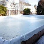 How To Build an Ice Rink in Your Yard — Home Hacks | Apartment Therapy