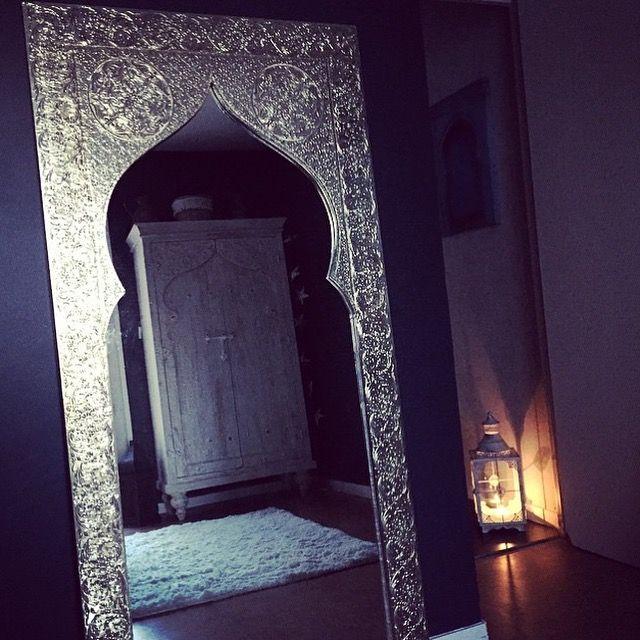 grand miroir oriental   Idées de Décoration intérieure   French