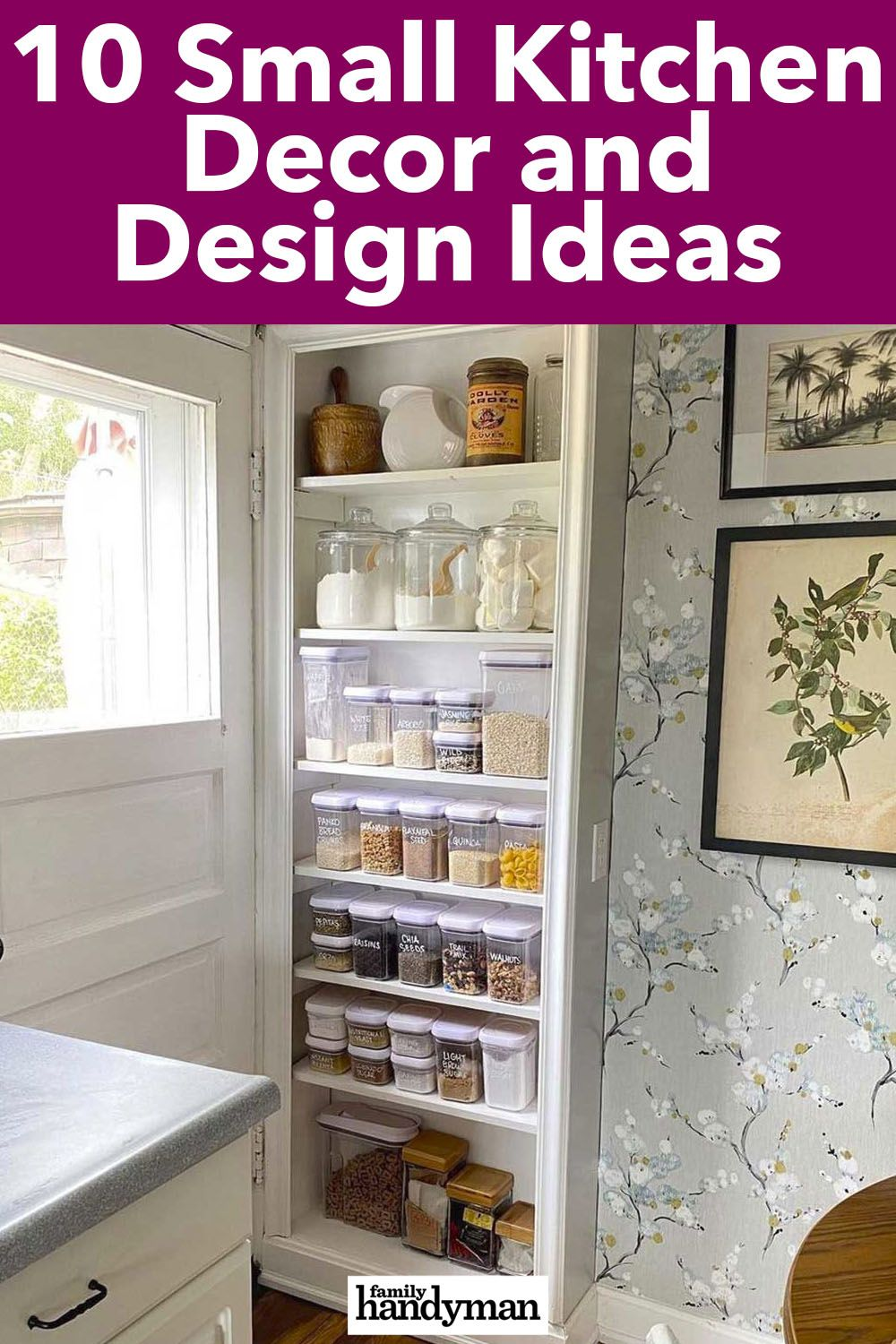 10 Small Kitchen Decor And Design Ideas In 2021 Designs Layout