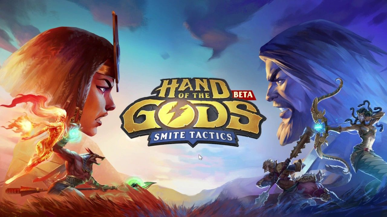Hand of the gods tbs strategy card game play 3 hand of