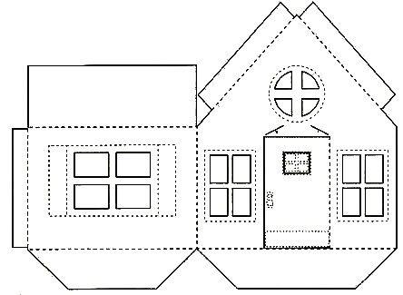 moldes maqueta casa buscar con google casa pinterest
