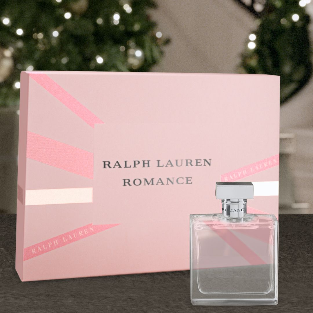 Give the gift of romance by ralph lauren this holiday