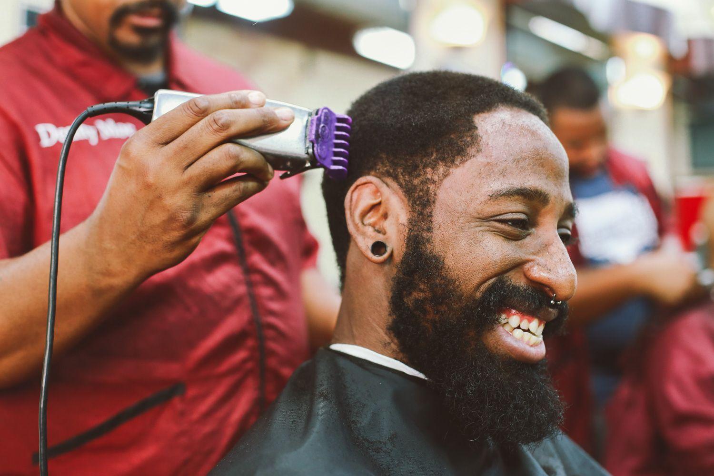 Barber Speak Guide To Clipper Guards Bevel Code Beard Gang