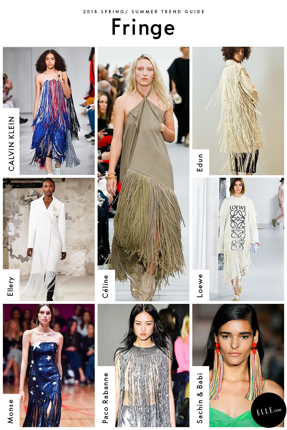 Trends spring that make a statement photos