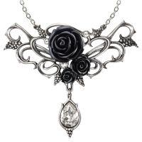 Alchemy Gothic Bacchanal Rose Necklace P700