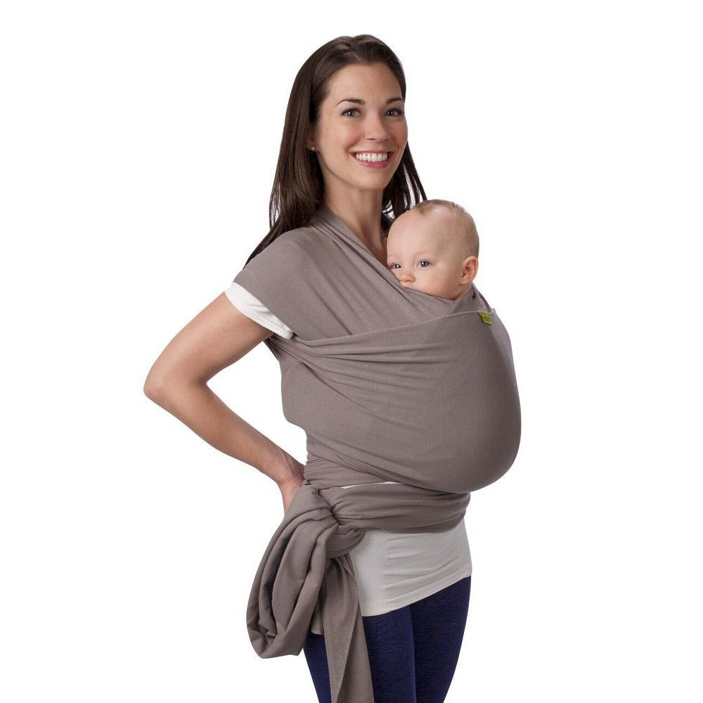 Boba Wrap Gray Baby Wraps Baby Wrap Carrier Best Baby