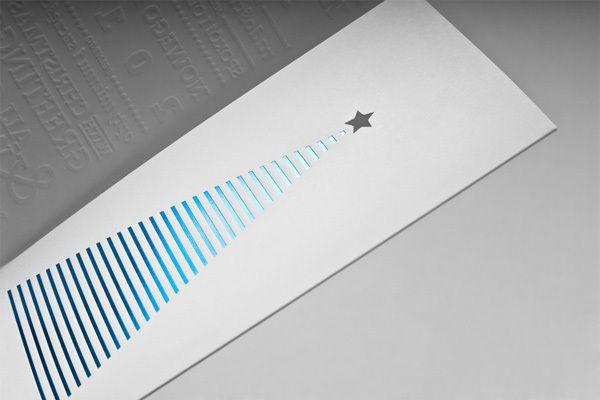 Christmas Design Inspiration _____ christmas card 2011 _____pajka studio , via behance