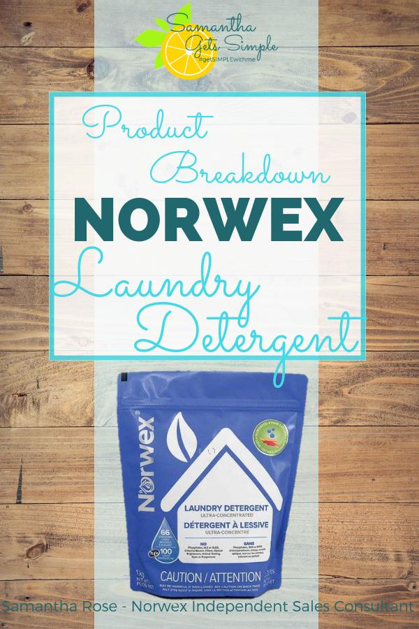 Samantha Rose Samantha Rose Norwex Independent Sales Consultant Samantha Gets Simple Getsimplewithme N Laundry Detergent Norwex Norwex Laundry Detergent