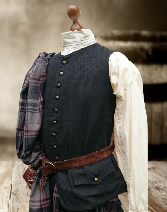 Weste Old Jamies Vest | Scottish Outlander Styles in 2018 ...