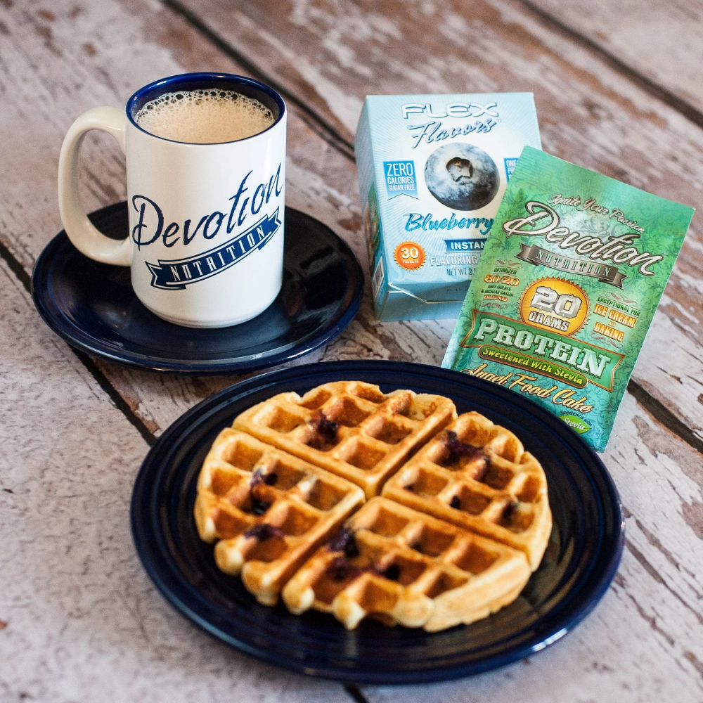 blueberry protein waffles  protein waffles waffles keto