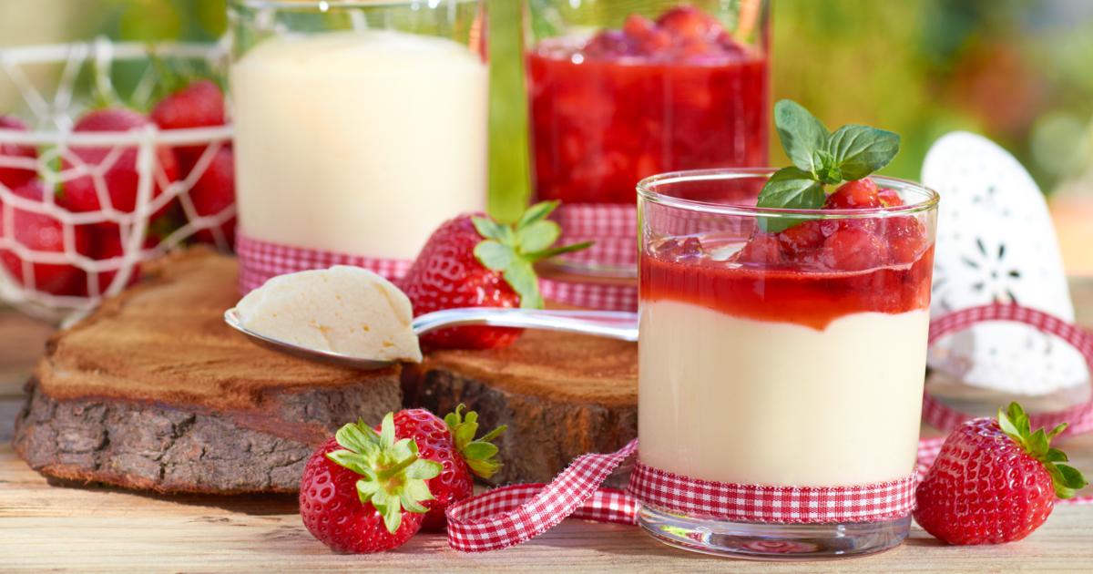 Bild von [Schnell & einfach] 39 leckere Rezepte mit Erdbeeren | LIDL Koche
