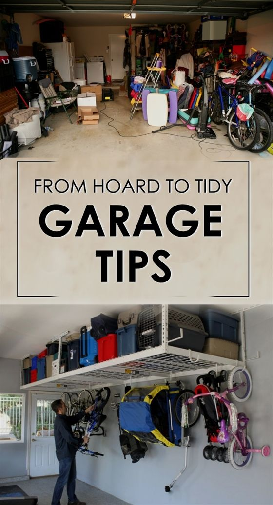 when you feel like there is not enough space in your small on best garage organization and storage hacks ideas start for organizing your garage id=89946