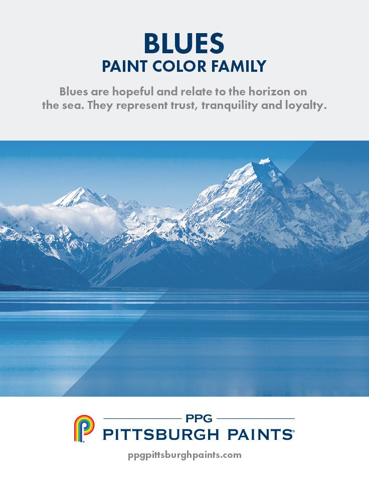 Popular Blue Paint Colors ble color inspiration from ppg pittsburgh paints! blue paint