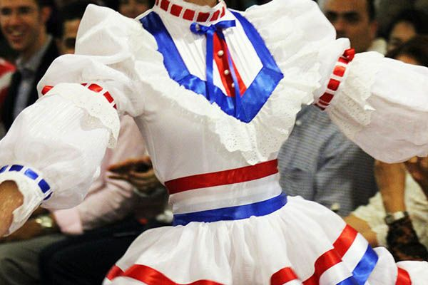 Los Trajes Tradicionales En La República Dominicana Republica