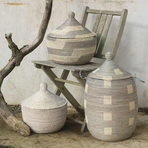 African Warming Baskets